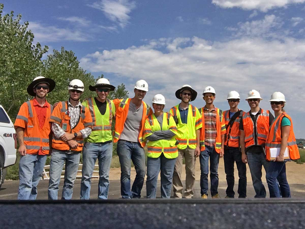Engineering Operations CDOT project